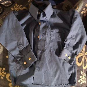 Boys Dress (Suit) Shirt